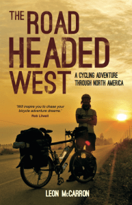 Cover of The Road Headed West by Leon McCarron