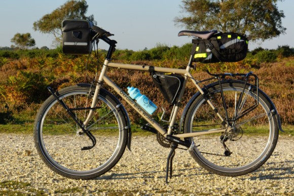 How To Go Ultralight Bikepacking A Fully Loaded Cycle Tourist S Perspective