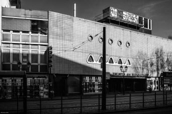 Theater am Rudolfplatz.