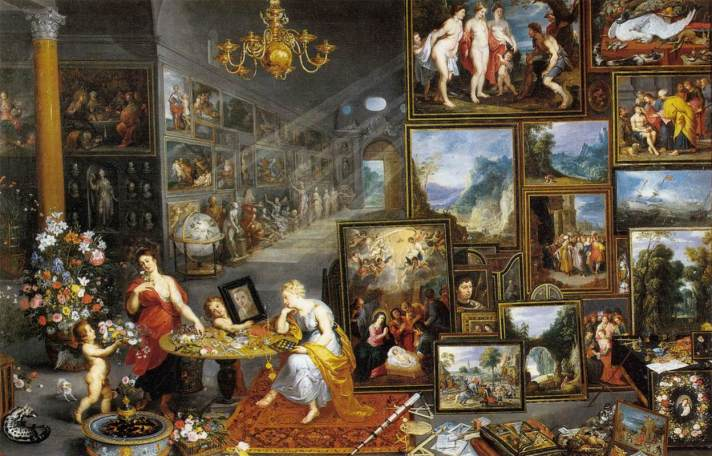 Jan Brueghel the Elder Allegory of Sight and Smell, 1618.jpg