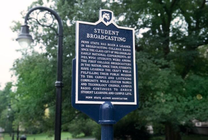 Historical Marker-Student Broadcasting_2