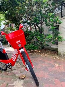 JUMP Bike in Georgetown