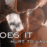 Does it hurt to laugh - Tom Shed