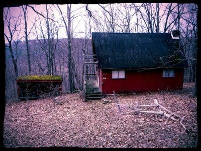 Creepy-Red-House