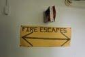 Second Floor Fire Escapes