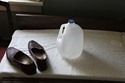 Shoes And Water