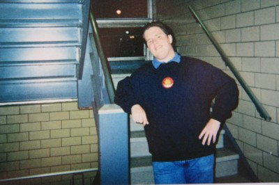 Thomas Slatin - Marshall University - MTV Day (4) 1999