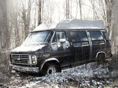 abandoned-camper-van