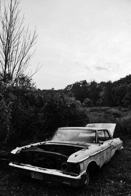 dead-car