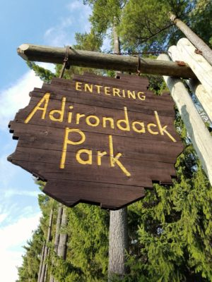 entering-adirondack-park