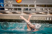 Taylor Water Polo Novice Tournament (vs Helix) 1-24-2015 0123