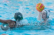 Taylor Water Polo Novice Tournament (vs Helix) 1-24-2015 0154