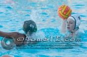 Taylor Water Polo Novice Tournament (vs Helix) 1-24-2015 0154