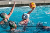 Taylor Water Polo Novice Tournament (vs Helix) 1-24-2015 0164