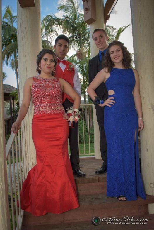 Prom 2016 (Taylor, Adler, Karla, Josue) 0324