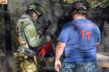 Airsoft with Tom, Brittaney, James at Mr. Paintball 3-12-2017 0007