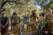 Airsoft with Tom, Brittaney, James at Mr. Paintball 3-12-2017 0023