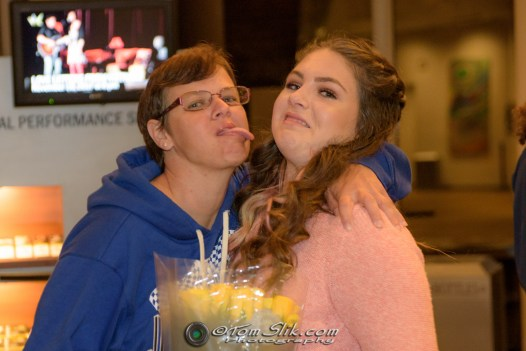 PHS Drama Almost Maine Meet and Greet 10-27-2017 0036
