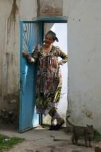 Mother calling her children - Ishkashim