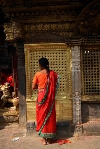 Woman of Kathmandu