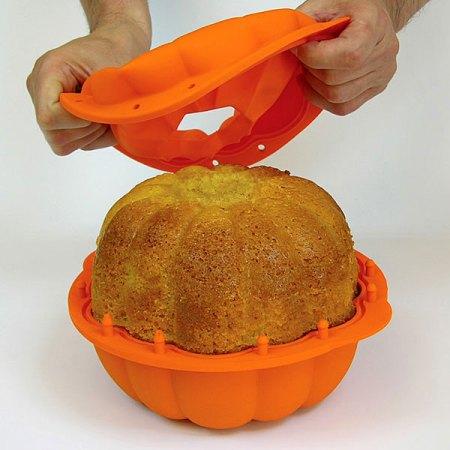 Jack-o-lantern Cake Mold
