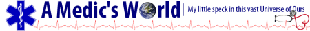 A Medic's World Banner