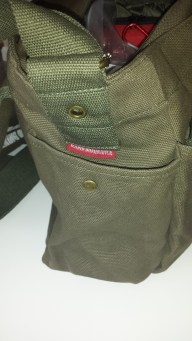 Picture of side of bag
