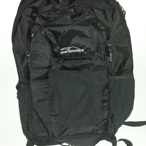 The Backpack with Cooler attached
