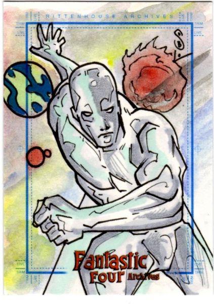 Sketch card by Jason Sobol