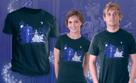 Doctor Who T-Shrit