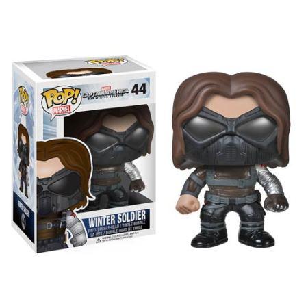 Winter Soldier Bobble Head