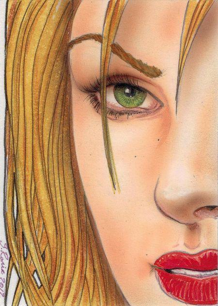 Vampirella by Scott Rorie