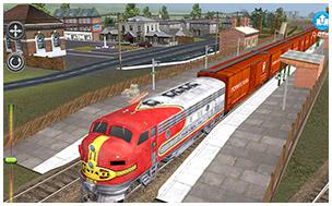 Trainz 2 simulator