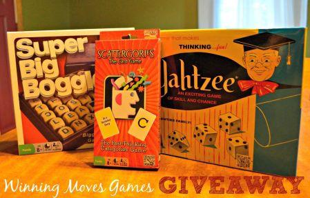 Games Giveaway