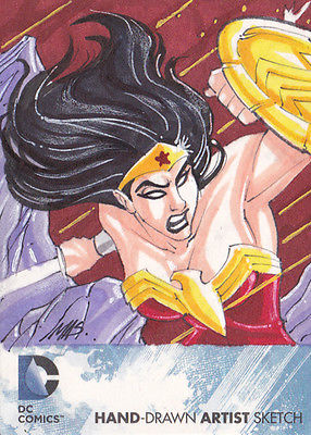 Wonder Woman Artist Proof