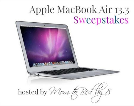 Macbook air giveaway