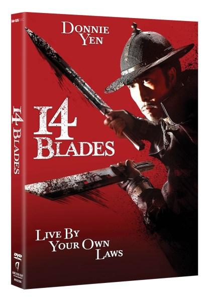 14 Blades DVD