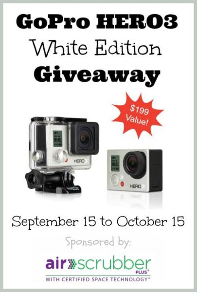 GoPro Action Cam Giveaway