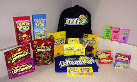 Lemonheads #candy #lemon #hardcandy #love #giveaway