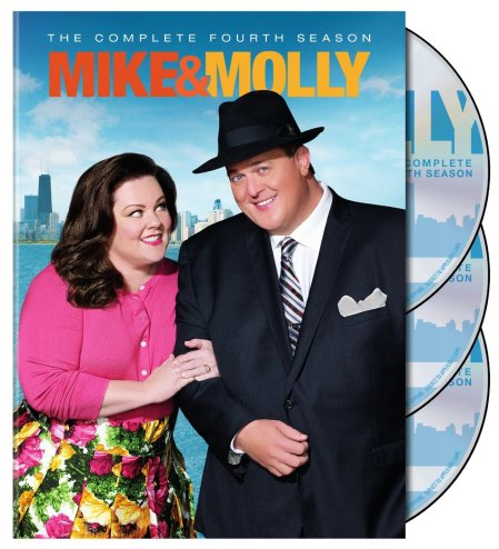 Mike& Molly Season Four DVD