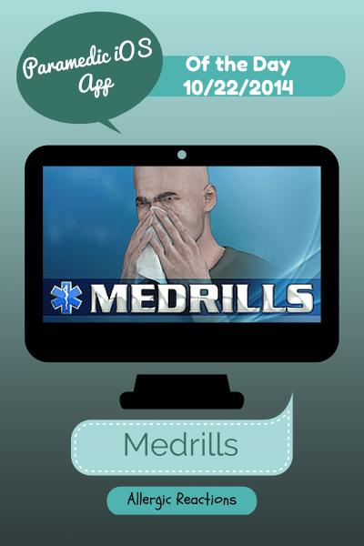 paramedic app of the day #paramedic #EMT #EMS #CEU
