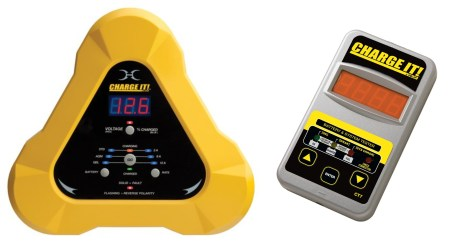 Clore Automotive Battery Charger and Handheld Battery Tester #emergency #automotive #batterycharger #batterytester
