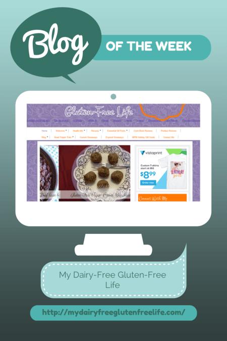 My Dairy Free Gluten Free Life #blog #bloggng #payingitforward