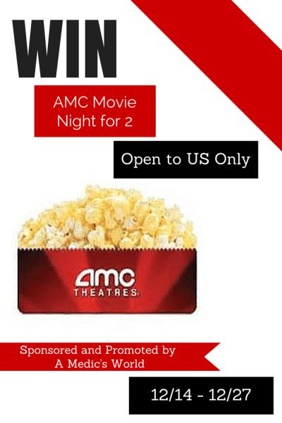 Movie Night Giveaway AMC