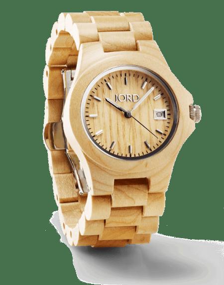 Jord Wooden Watch Giveaway
