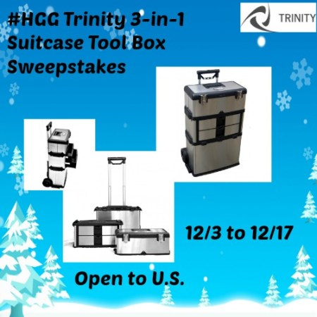Trinity Tool Box #win #toolbox #storage #giveaway