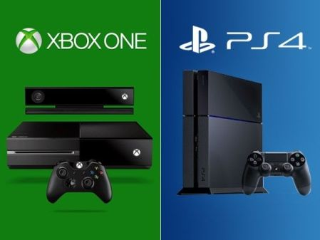 Choice of Gaming System Giveaway
