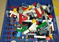 2nd Bin - 2nd Largest Bricks