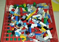 3rd Bin- 2nd Smallest Bricks