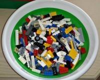 Bowl of Random Bricks